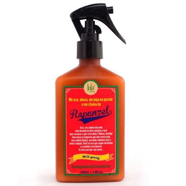 Lola Rapunzel Milk Spray Leave-in  230 gramas