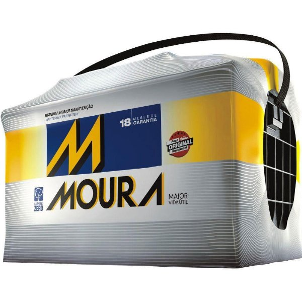Bateria MOURA 48 Ampéres M48FD