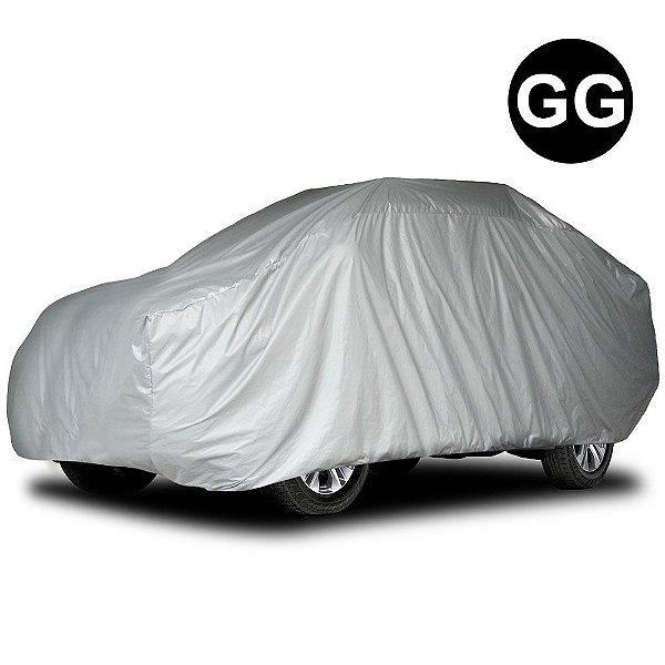 Capa para Cobrir Carro Impermeável com Forro Parcial Tamanho GG Sedan Grande