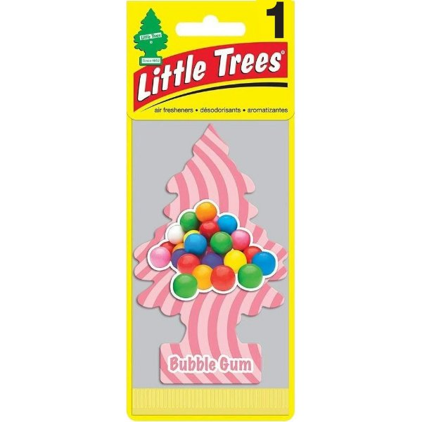 Aromatizante Little Trees Bubble Gun