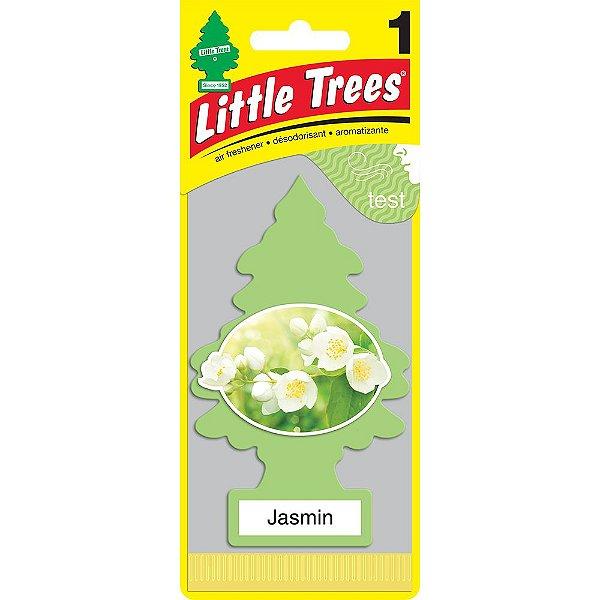 Aromatizante Little Trees Jasmin