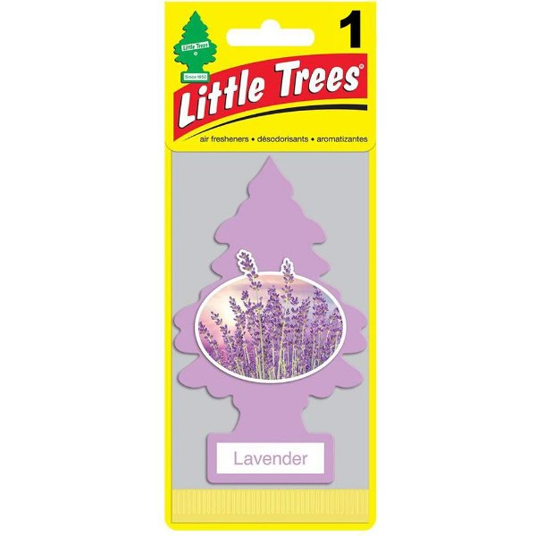Aromatizante Little Trees Lavander