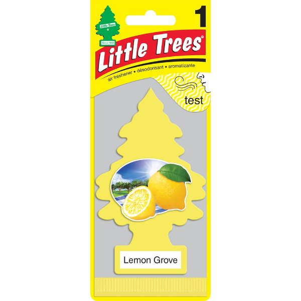 Aromatizante Little Trees Lemon