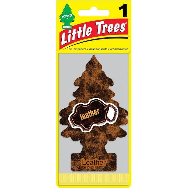 Aromatizante Little Trees Leather