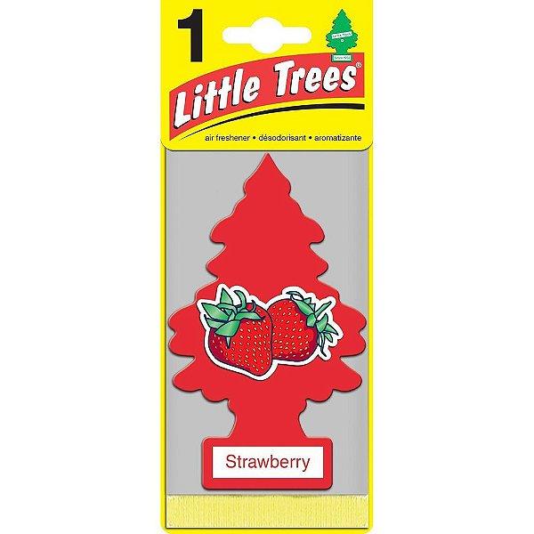Aromatizante Little Trees Strawberry