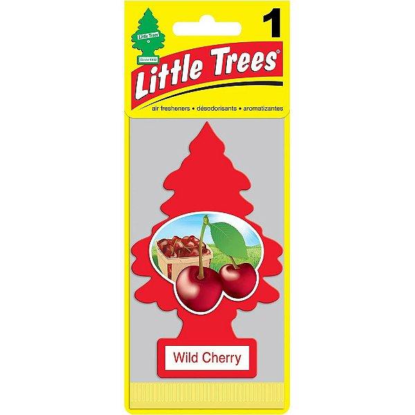 Aromatizante Little Trees Wild Cherry