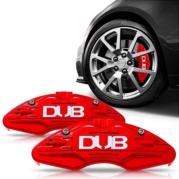 Capa De Freio DUB Vermelha