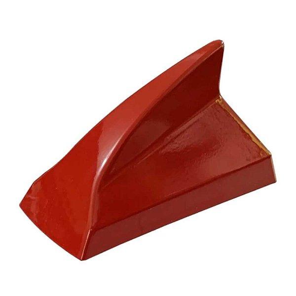 Antena Shark Universal Antico Vermelha