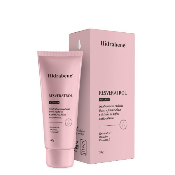 Resveratrol30g - Hidrabene
