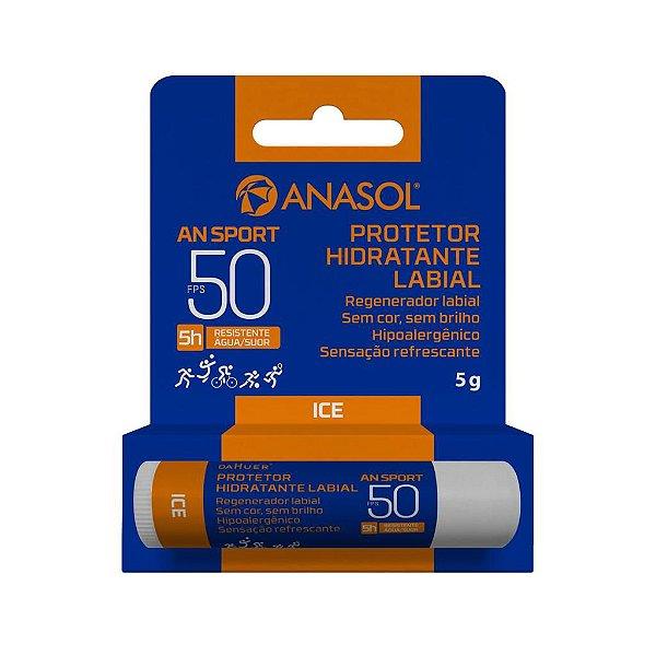 Protetor Hidratante Labial AN Sport 5 g - Anasol