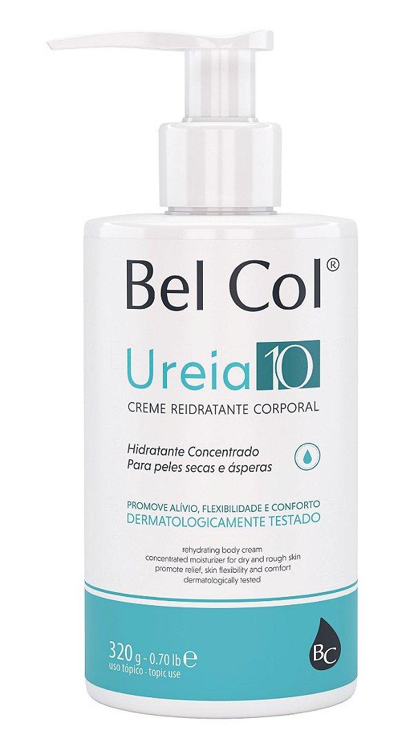 Ureia Creme Hidratante Corporal - Bel Col
