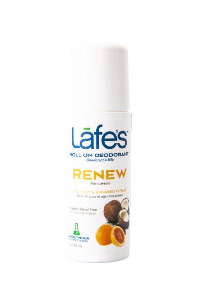 Desodorante Natural e Vegano Roll-on Renew - Lafes