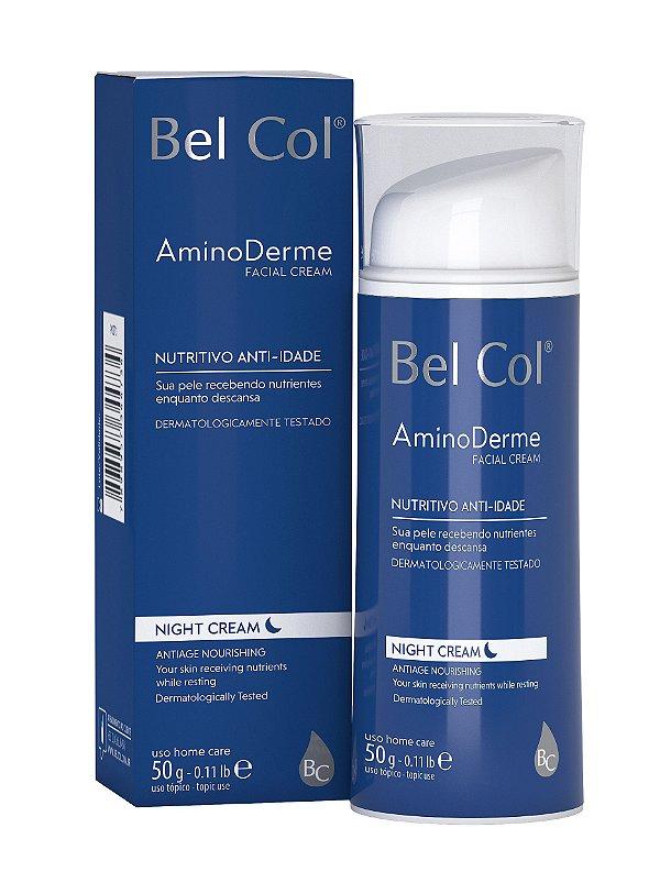 Aminoderme Night Cream Bel Col 50G