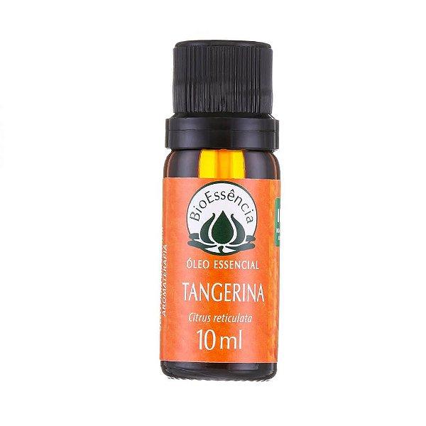 Óleo Essencial De Tangerina 10Ml - BioÊssencia