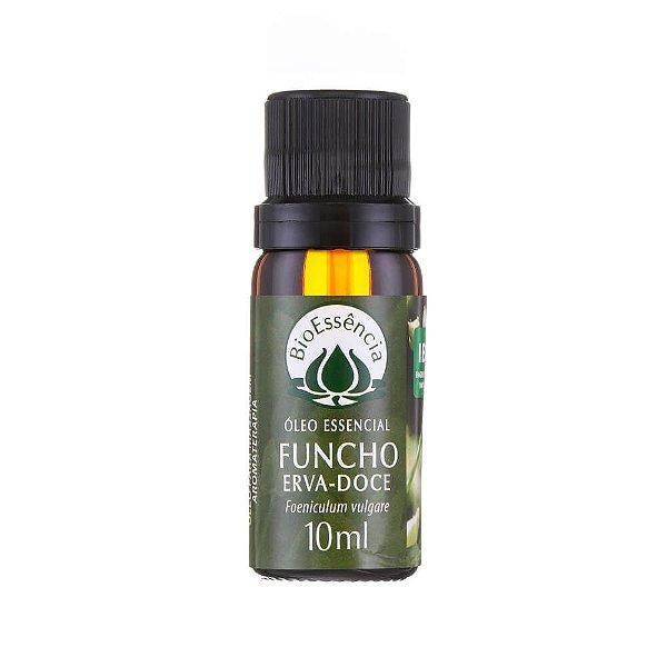 Óleo Essencial De Funcho/Erva Doce 10Ml - BioÊssencia