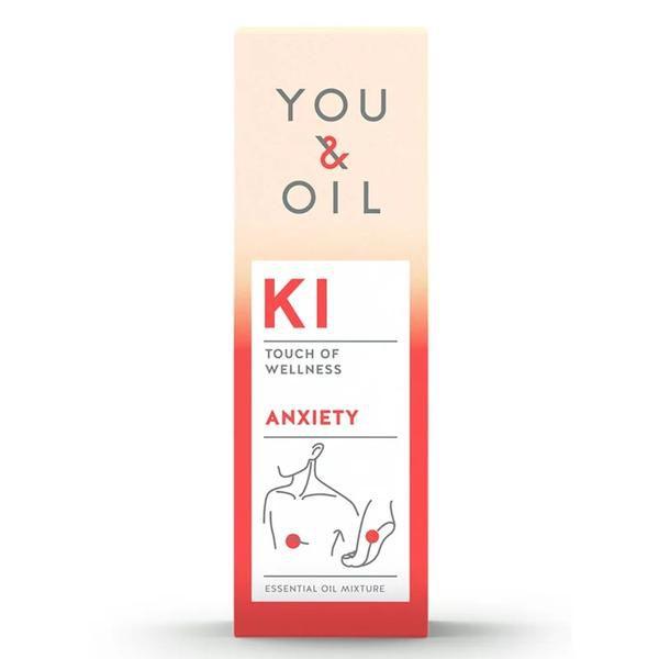 Óleo Essencial Ki Ansiedade - You & Oil
