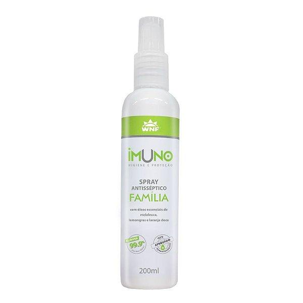 Imuno Aromatherapy Higienizador 200Ml -Wnf