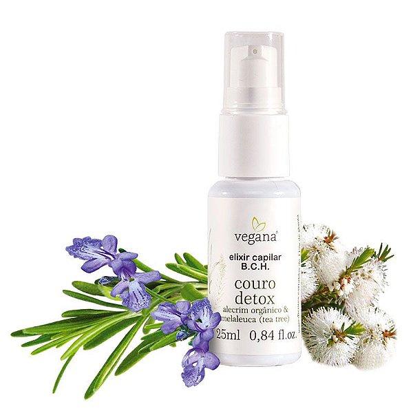 Elixir Couro Detox Tea Tree 25 ML- Vegana