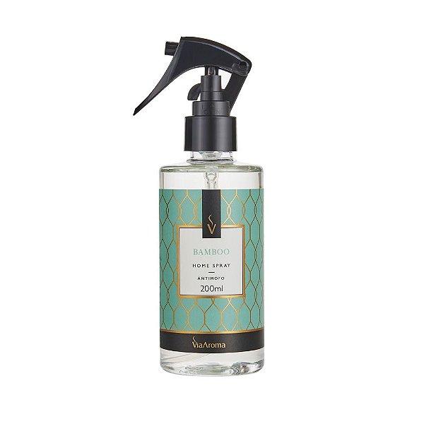 Home Spray Bamboo - 200ml - Via Aroma