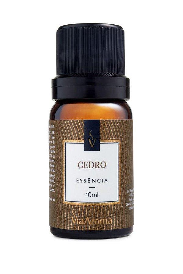 Essência Cedro 10ml - Via Aroma