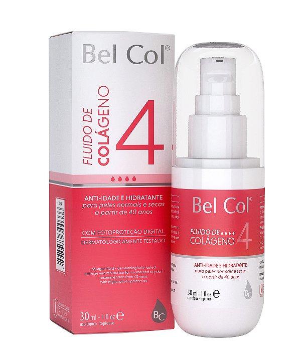 Fluido de Colágeno 40+ Peles Normais e Secas 30 ML - Bel Col