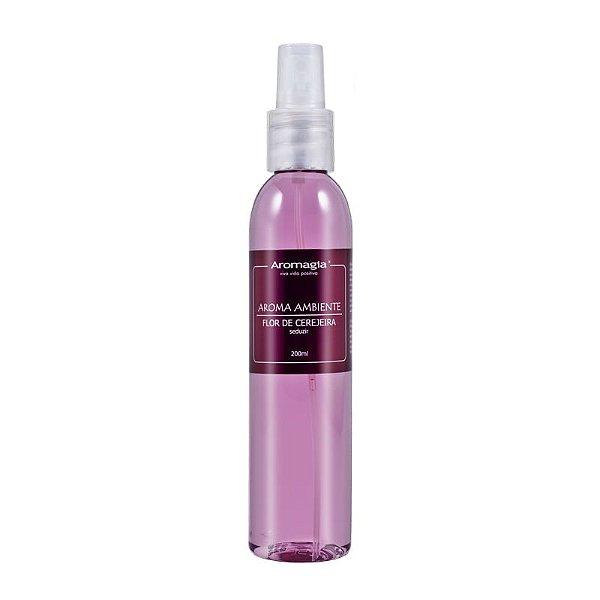 Spray de Ambiente  Flor de Cerejeira 200ml - Aromagia
