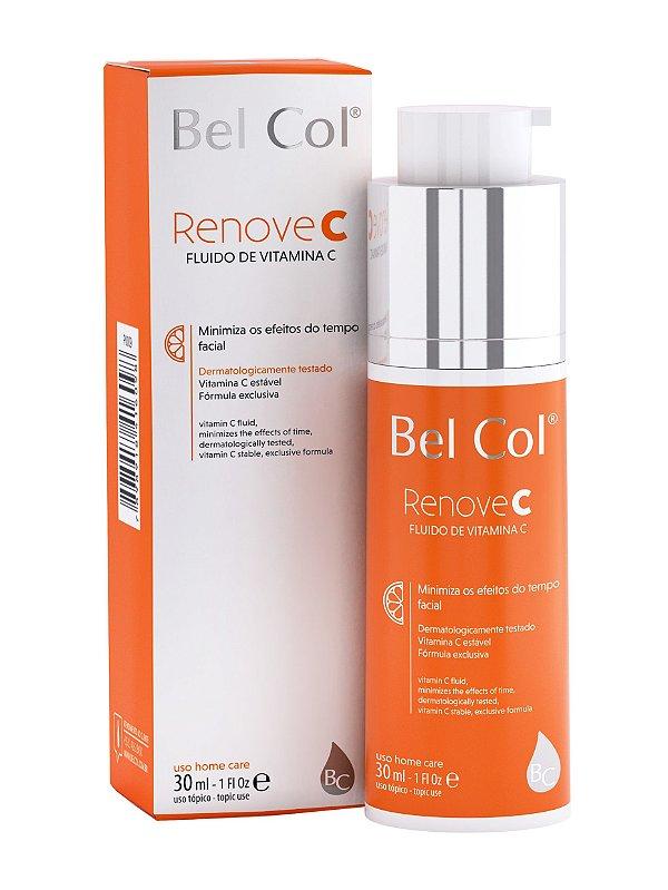 Renove C Fluido de Vitamina C 30 ML - Bel Col