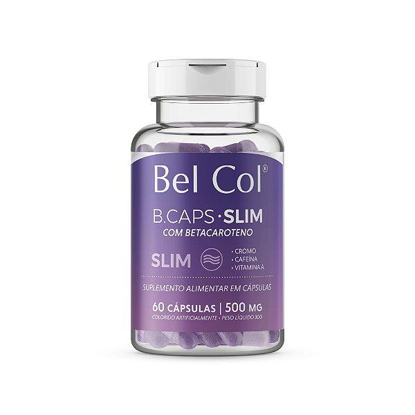 B-Caps Slim 60 Cápsulas - Bel Col