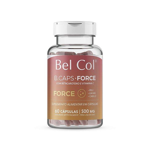 B-Caps Force 60 Cápsulas - Bel Col