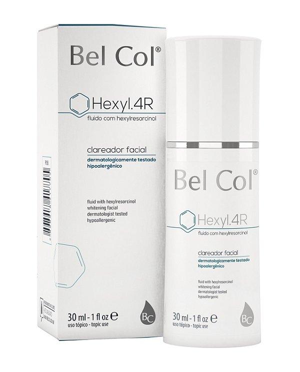 Hexyl 4R Fluido Clareador 30 ML - Bel Col