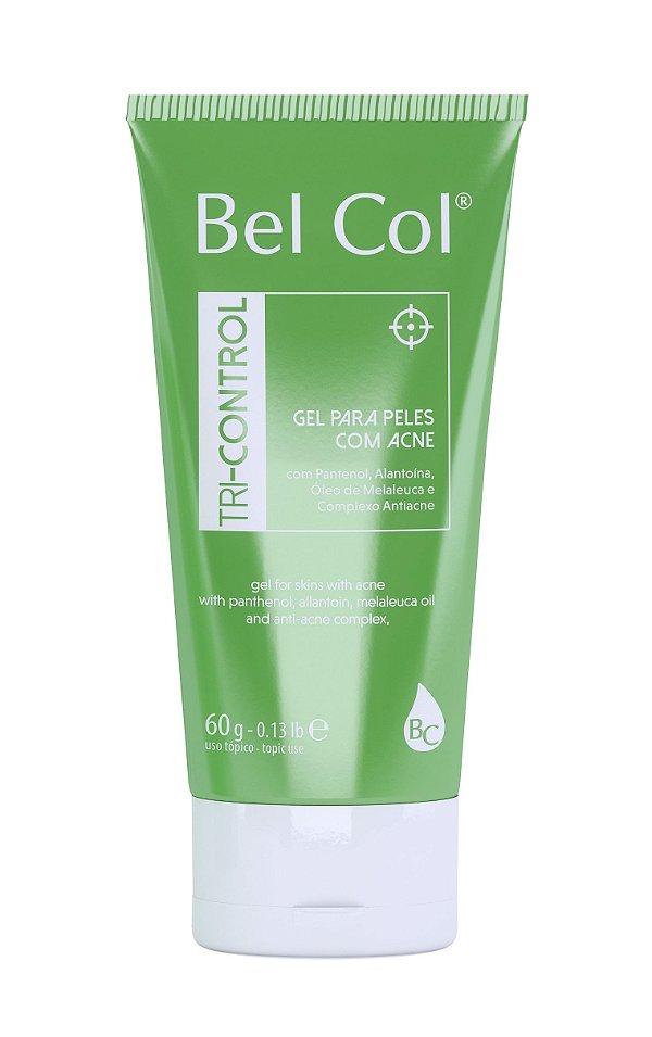 Tri Control Gel Para Peles com Acne ou Oleosas 60 G - Bel Col
