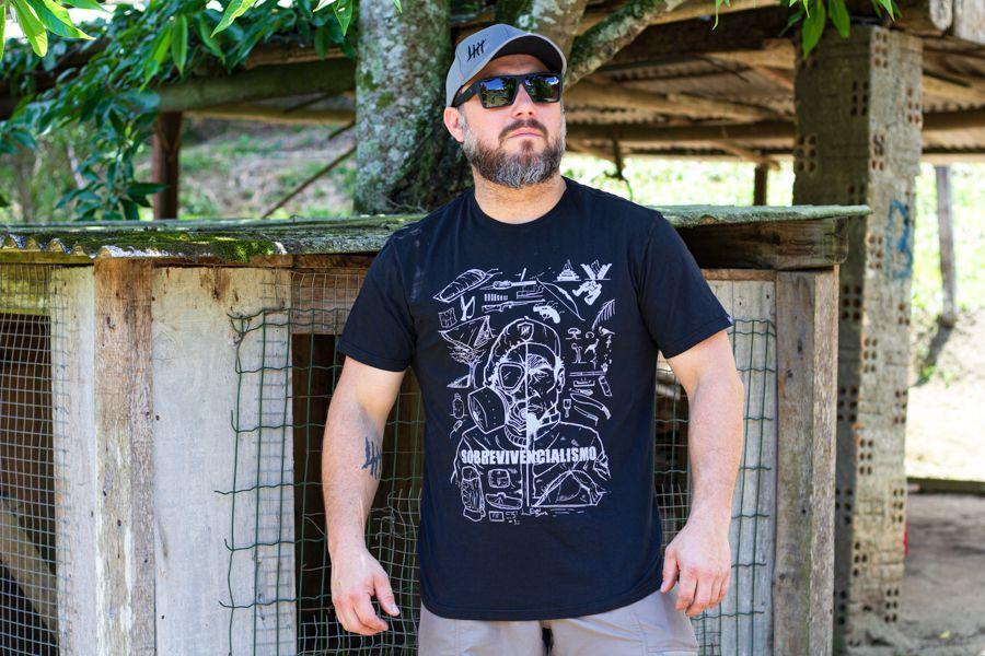 Camiseta Sobrevivencialista