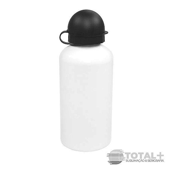 Squeeze de Aluminio Tampa Bolinha - 600ml