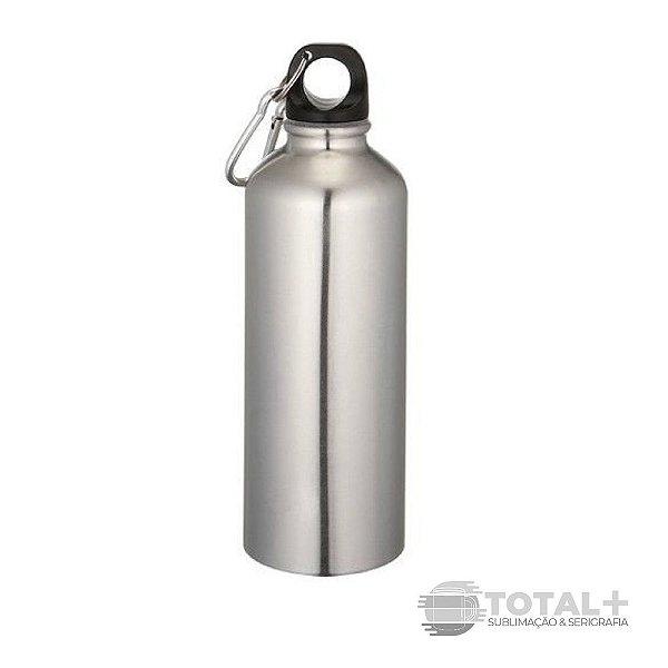 Squeeze de Aluminio Mosquetão - 600ml