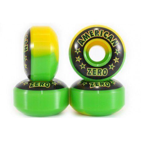 Roda Zero American Sandoval 53mm Rasta