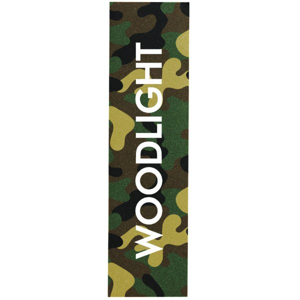 Lixa Emborrachada Wood Light Army
