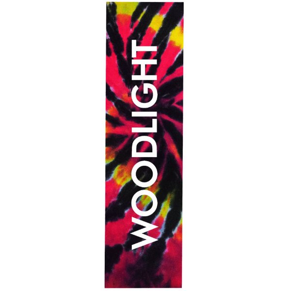 Lixa Emborrachada Wood Light Tie Dye Rosa