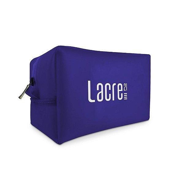LACRE21 - NECESSAIRE ROXA