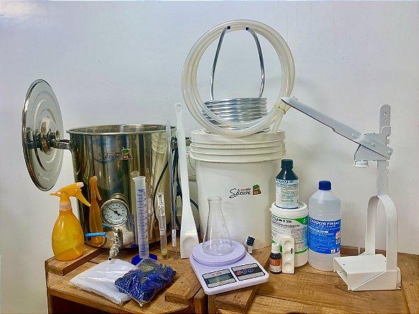 Kit Produção Cerveja - 20 Litros