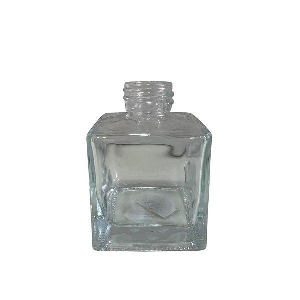 Vidro Cube Incolor 100ml