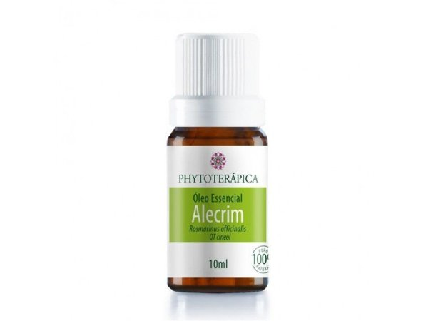 Óleo Essencial Alecrim 10mL - Phytoterápica