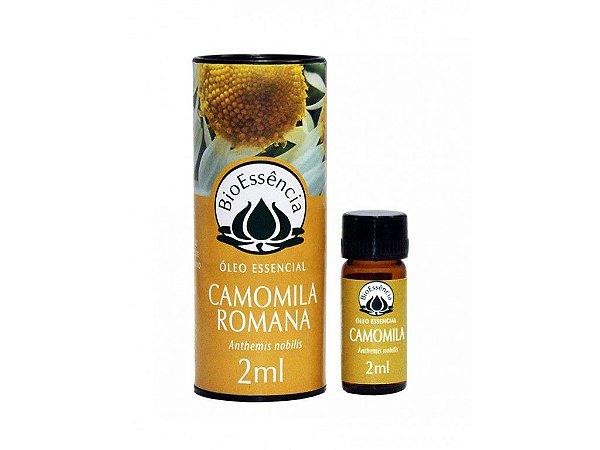 Óleo Essencial Camomila Romana 2mL - Bioessência