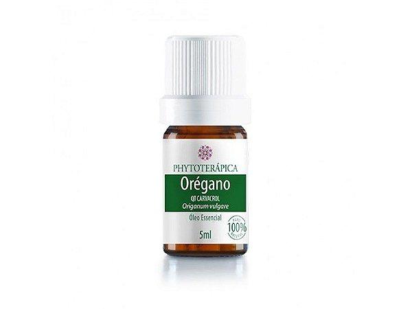 Óleo Essencial Orégano 5mL - Phytoterápica
