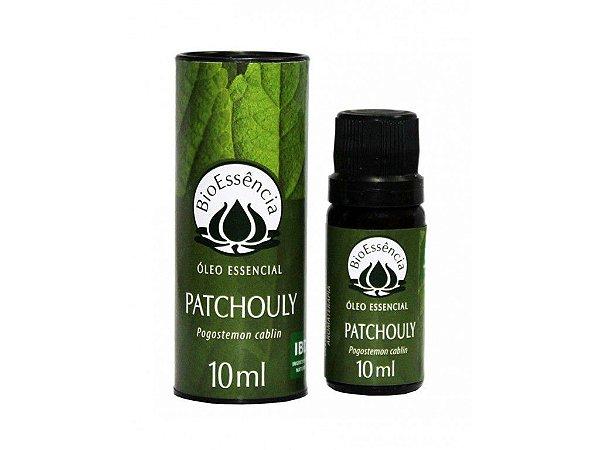 Óleo Essencial Patchoulli 10mL - Bioessencia
