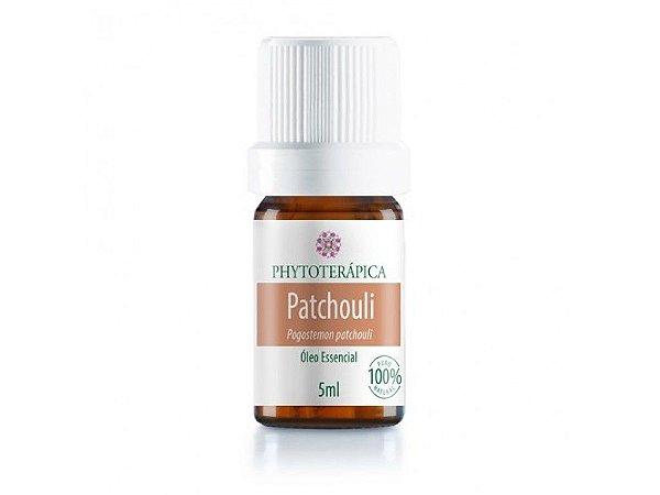 Óleo Essencial Patchoulli 5mL - Phytoterápica