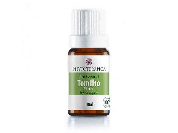 Óleo Essencial Tomilho 10mL - Phytoterapica