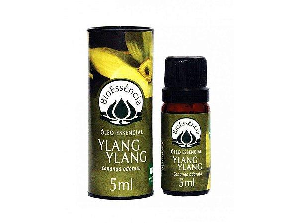 Óleo Essencial Ylang Ylang 5mL - Bioessencia