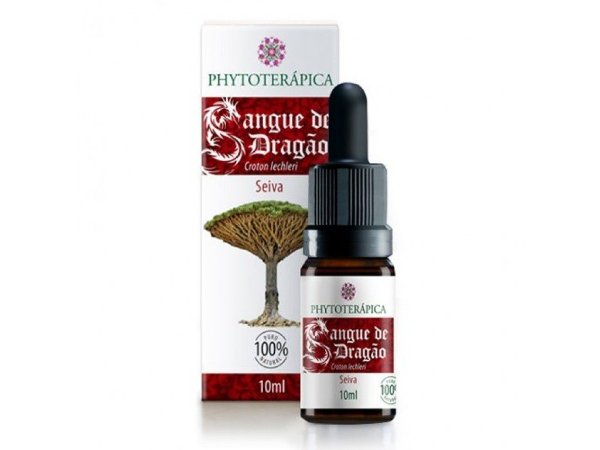 Seiva Sangue de Dragão - 10 mL - Phytoterapica