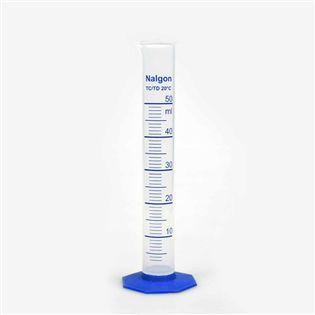 Proveta Plastico Nalgon - 50mL