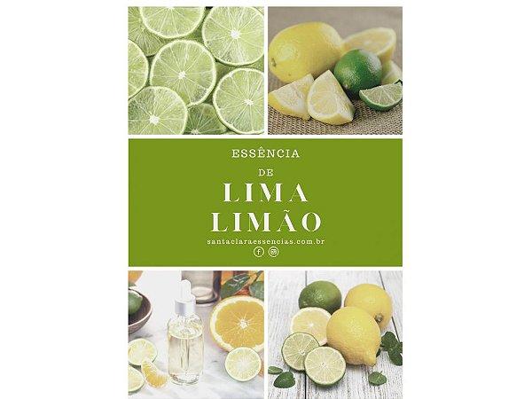 Essência Lima Limão